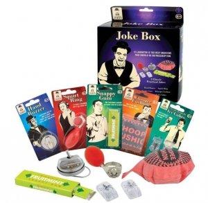 Pudełko żartownisia JOKE BOX