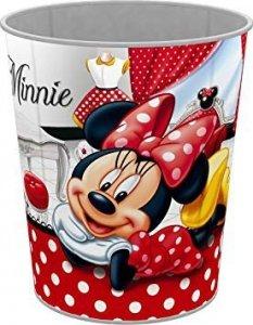 Kosz na śmieci Myszka Mini Minnie Mouse