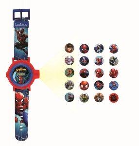 Zegarek z projektorem SpiderMan