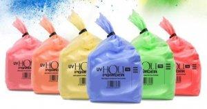 Kolorowy proszek HOLI 2kg NEON UV