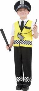 STRÓJ POLICJANTA Przebranie