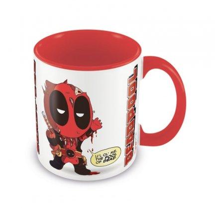 Deadpool From Awesome To Gruesome - kubek z wypełnieniem