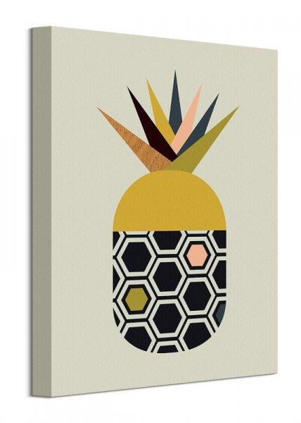 Ananas - obraz na płótnie