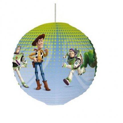 Lampion papierowa kula Toy Story