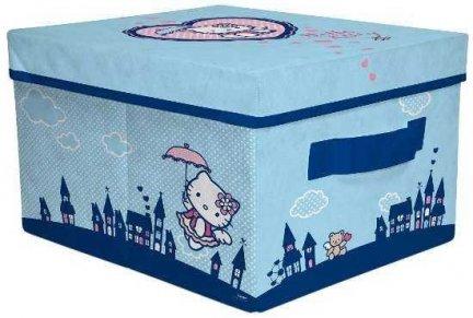 Pudełko zamykane Hello Kitty