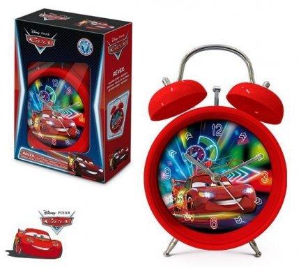 Budzik stojący zegar Disney Cars 3 Auta
