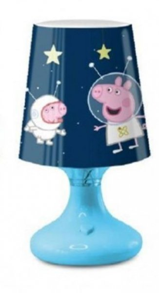 Lampka nocna Świnka Pepa biurkowa peppa pig GEORGE