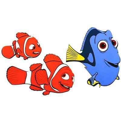 Dekoracja piankowa Nemo