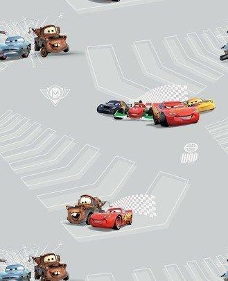 Tapeta Cars Auta Decofun