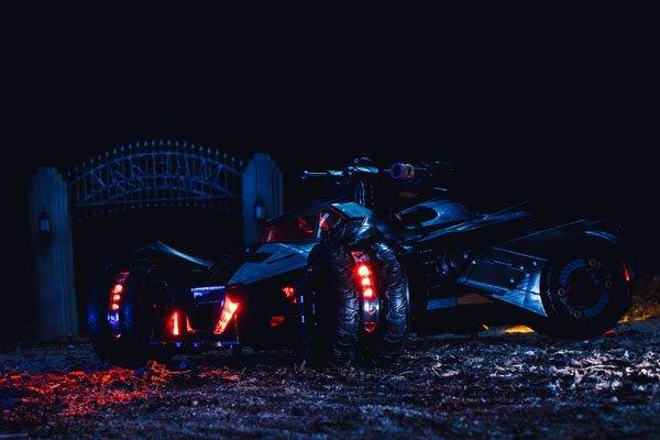 Batmobile Ver1 - plakat