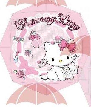 Parasolka Hello Kitty I automat