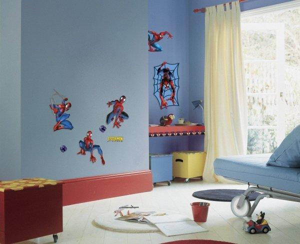 Naklejki Spiderman