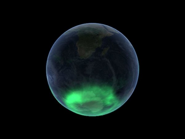 AURORA Projektor zorzy polarnej