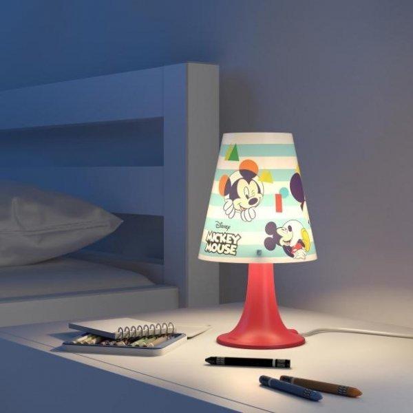 Lampka nocna stojąca Myszka Miki LED 717953016