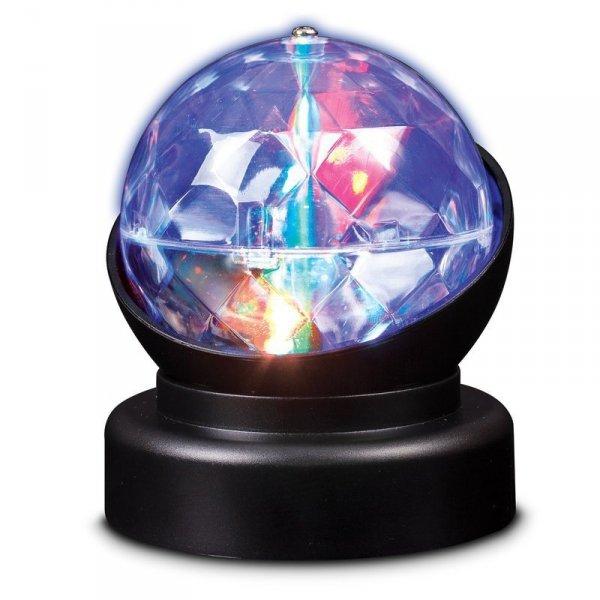 Lampka jak kalejdoskop