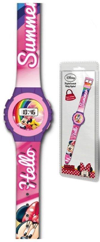 Zegar na rękę Myszka Minnie cyfrowy