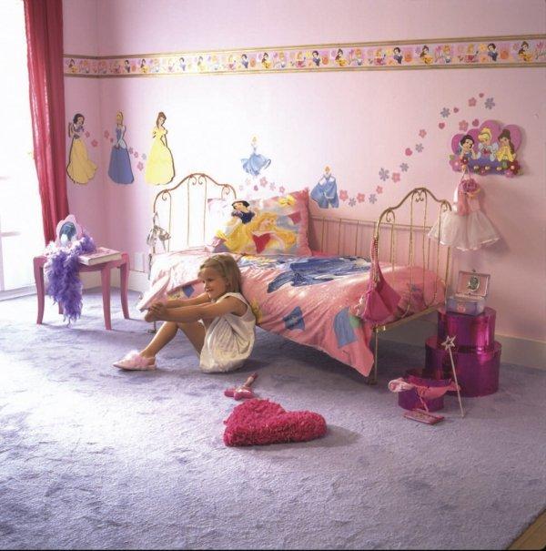 Border Disney Princess Księżniczki II