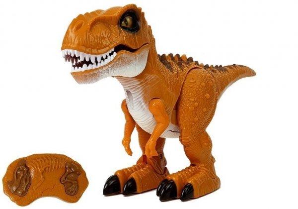 Dinozaur Zdalnie Sterowany R/C Dźwięk Światło Tyranozaur