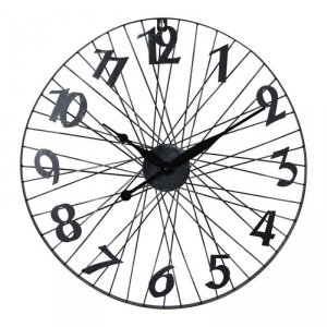 Zegar ścienny 60 cm do nowoczesnych wnętrz