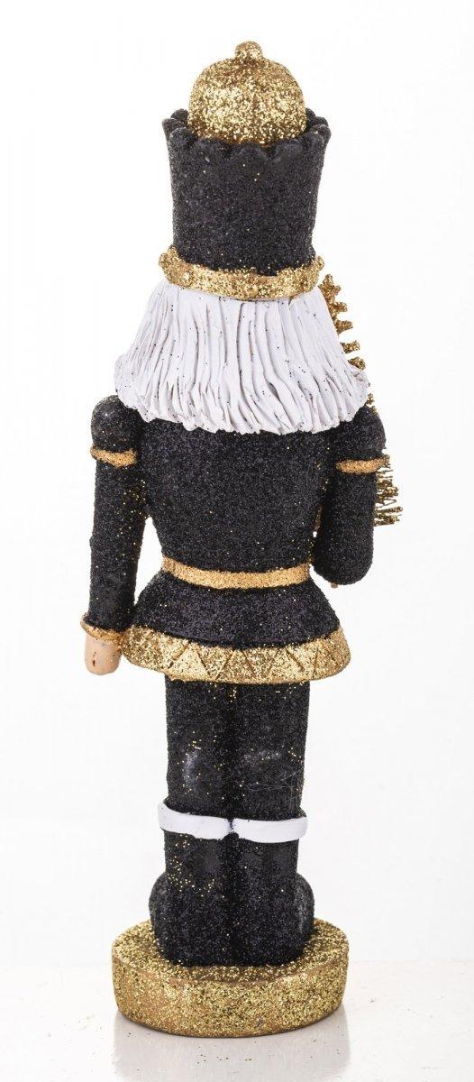 Dekoracyjna urocza figurka Dziadek Do Orzechów Boże Narodzenie