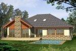 Projekt domu DELTA