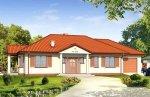 Projekt domu Jak marzenie III pow.netto 114,23 m2