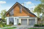 Projekt domu Jurajski pow.netto 222,95 m2
