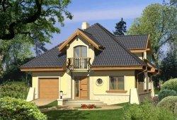 Projekt domu PERŁA