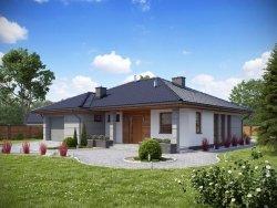 Projekt domu TK5L