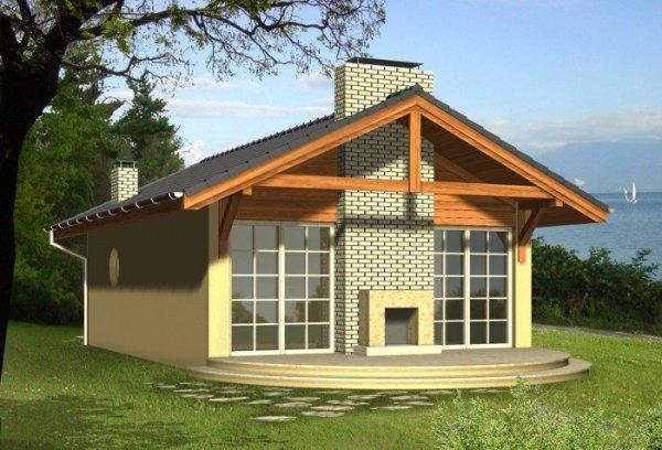 Projekt domu KANIA