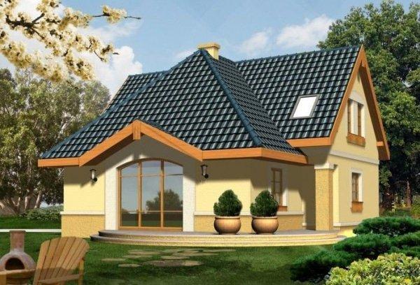 Projekt domu MIKA
