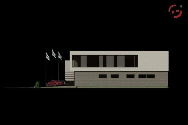 Projekt warsztatu samochodowego PS-SS-V5