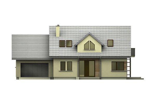 Projekt domu TK1GP2L