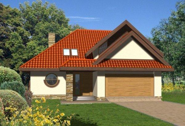 Projekt domu RUBIN