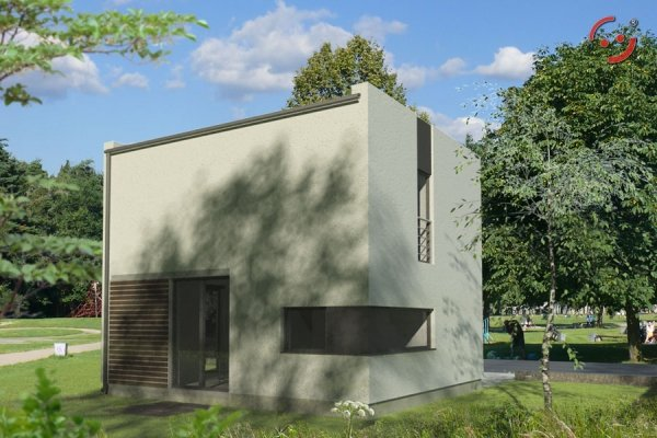 Projekt domu nowoczesnego OO4020