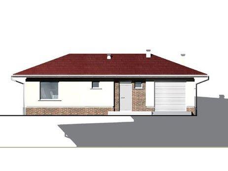 Projekt domu parterowego DG04