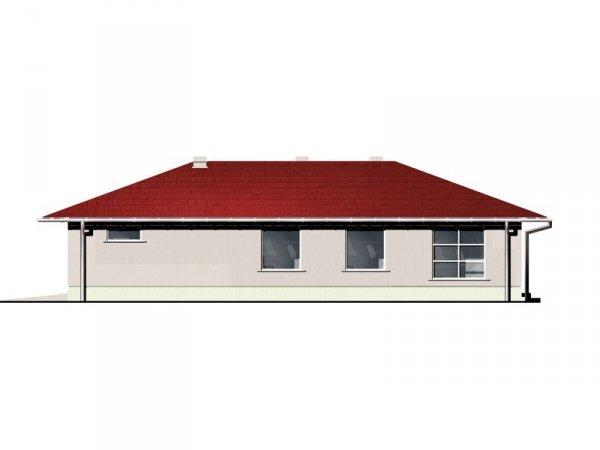 Projekt domu parterowego DG10