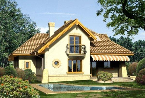 Projekt domu POEMA 2
