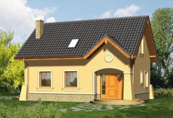 Projekt domu BONSAI