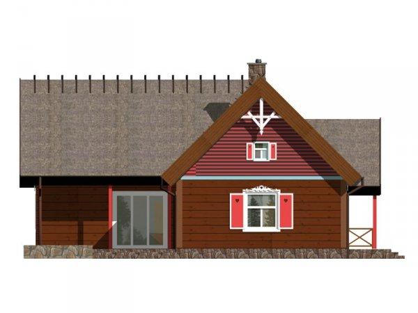 Projekt domu TK106