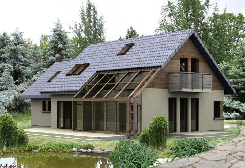 Projekt domu TK1GP2