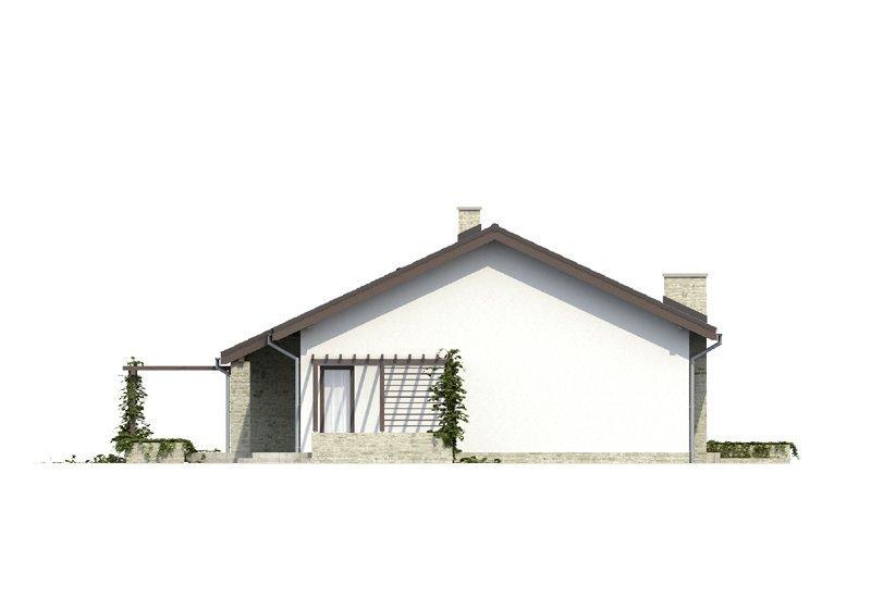 Projekt domu TK2GP1