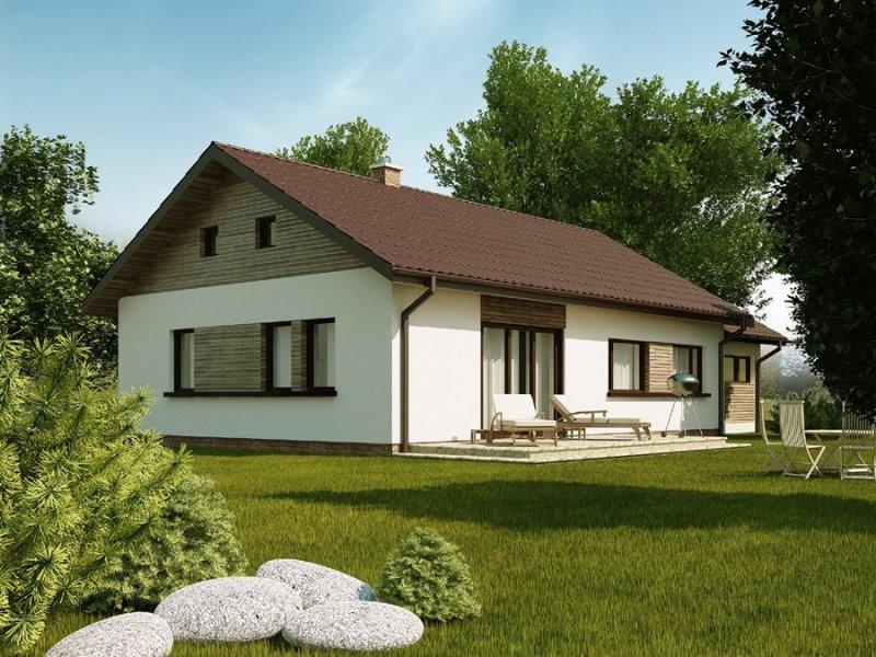 Projekt domu TK19
