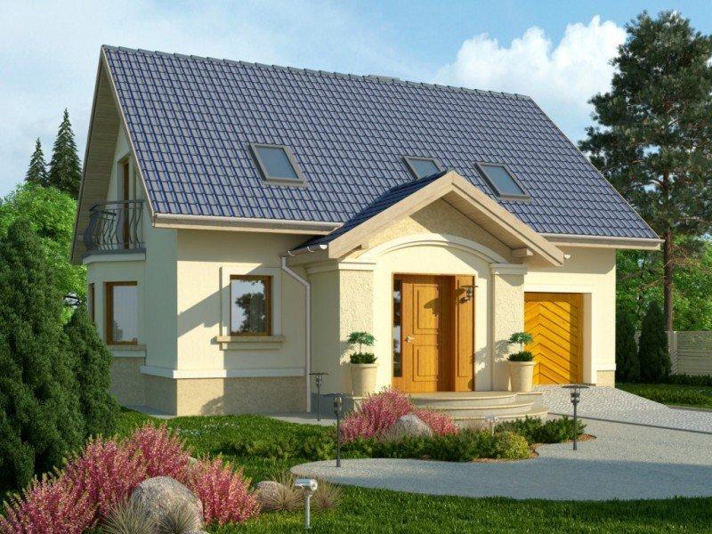 Projekt domu ROMA N