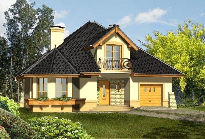 Projekt domu VIVA