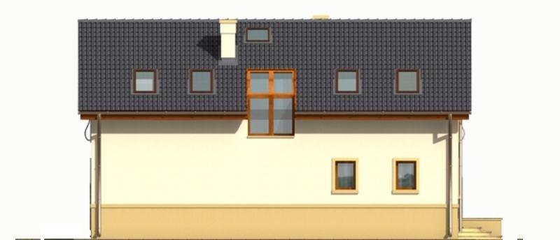 Projekt domu Fuerteventura B