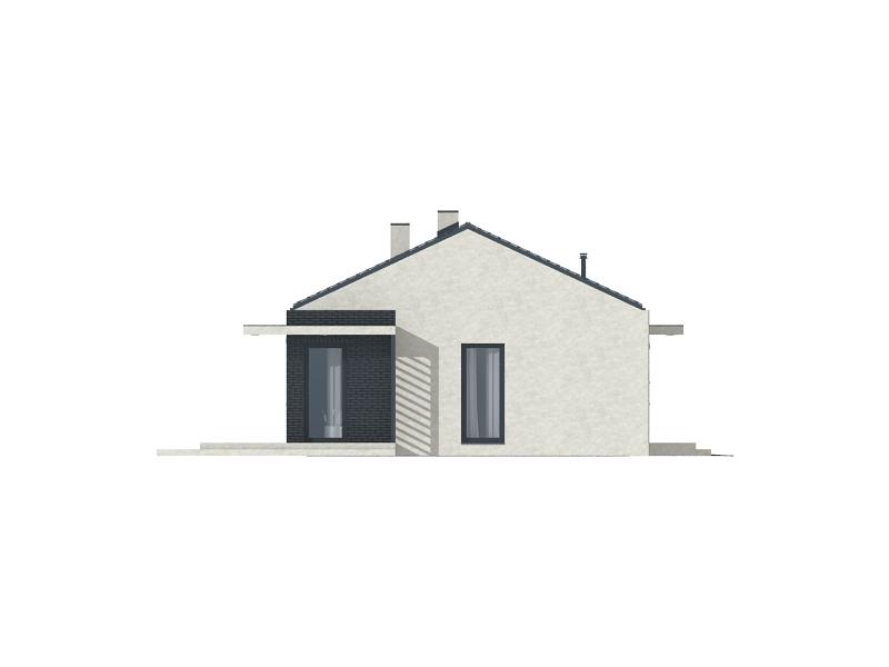 Projekt domu Bora Bora
