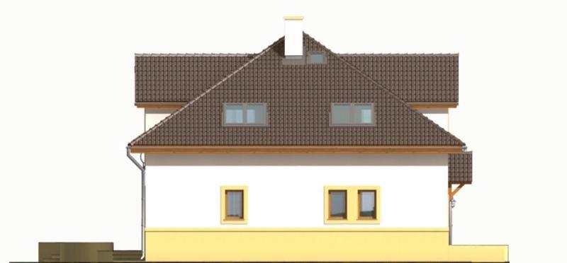 Projekt domu Borneo