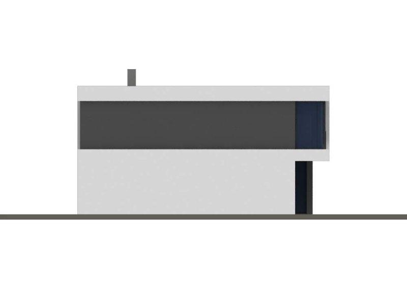 Projekt biurowca PS-SB-180-20V2 pow. 360 m2