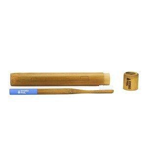 HYDROPHIL Bambusowe Etui do przenoszenia szczoteczki do zębów PRAKTYCZNE i EKOLOGICZNE